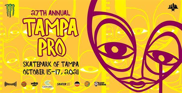 27th Annual Tampa Pro 2021