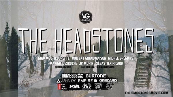 The Head Stones