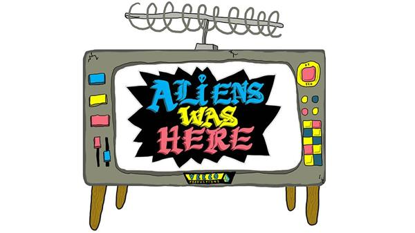 Aliens Was Here   Image credit: volcom