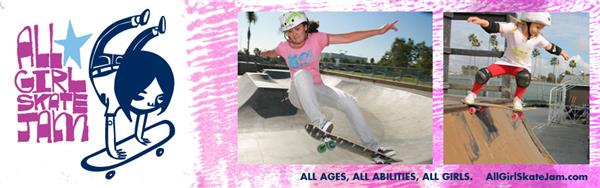 All Girl Skate Jam @ Vans Warped Tour 2017