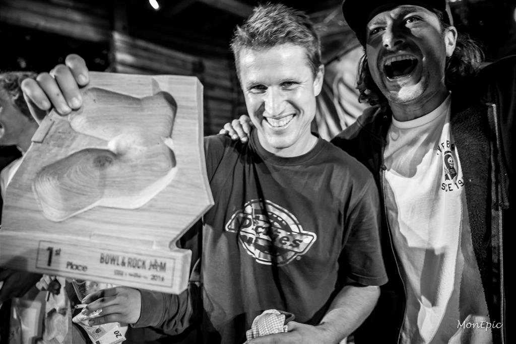Congratulations to Michi Nadler for securing 1st place at the Ästhetiker Bowl and Rock JÄM 2016, at Mayrhofen/Zillertal, Austria.