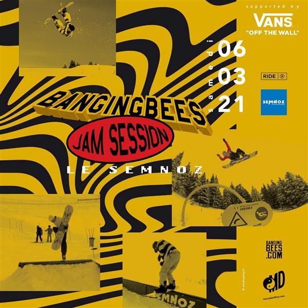 BangingBees Jam Session - Le Semnoz 2021
