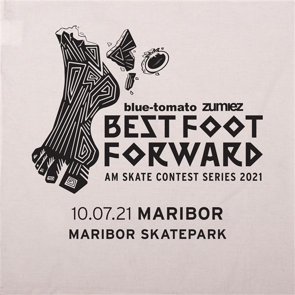 Blue Tomato X Zumiez Best Foot Forward - Maribor, Slovenia 2021