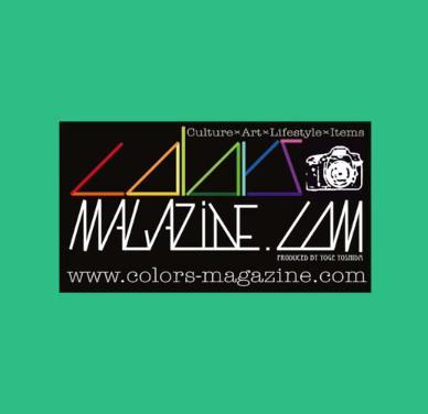 Colors Magazine   Image credit: Colors Magazine