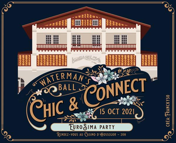 EUROSIMA - Waterman's Ball - Hossegor 2021