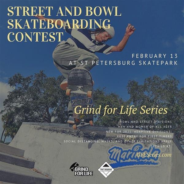 Grind for Life Series at Saint Petersburg 2021