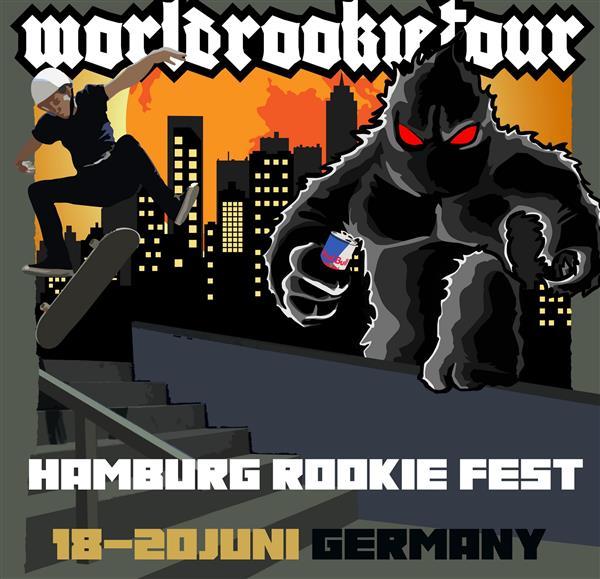 Hamburg Rookie Fest – Hamburg, GER 2021