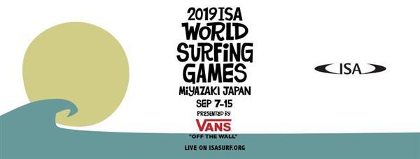 ISA World Surfing Games 2019