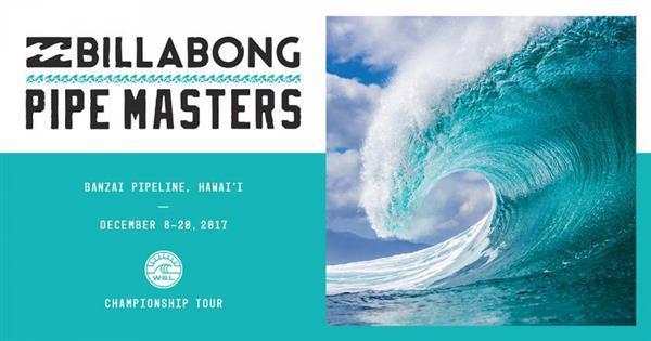 Men's Billabong Pipe Masters 2017