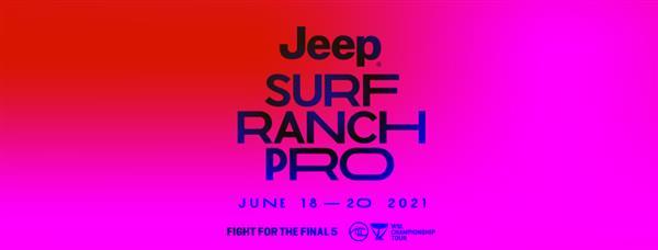 Men's Jeep Surf Ranch Pro 2021