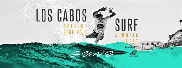 Men's Los Cabos Open of Surf 2016