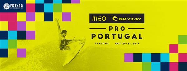 Men's Meo Rip Curl Pro Portugal 2017