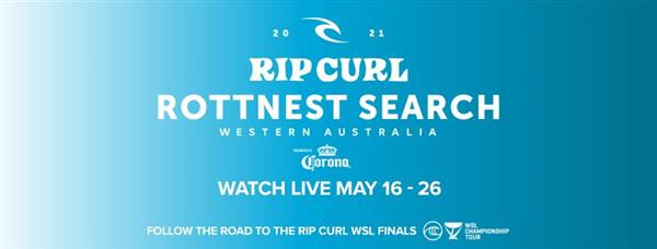 Men's Rip Curl Rottnest Search presented by Corona 2021