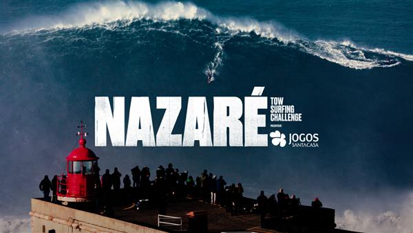 Nazare Tow Surfing Challenge 2020/21