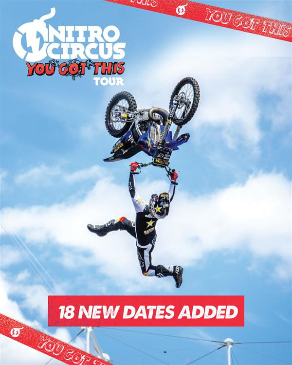 Nitro Circus Tour - Winston-Salem, NC 2021