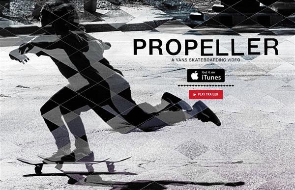 Propeller: A Van's Skateboarding Video