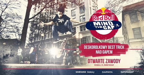 Red Bull Mind The Gap - Warsaw, Poland 2021