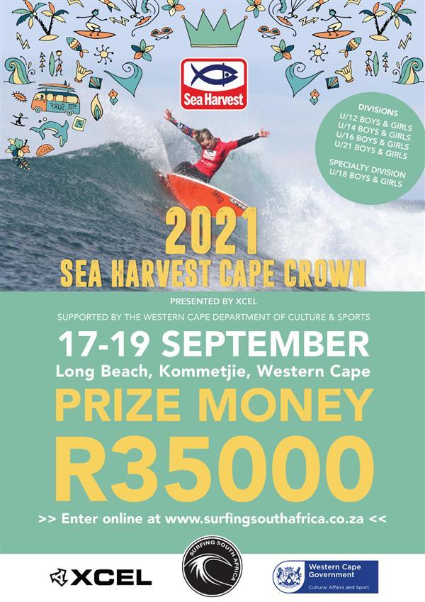 Sea Harvest Cape Crown - Kommetjie 2021