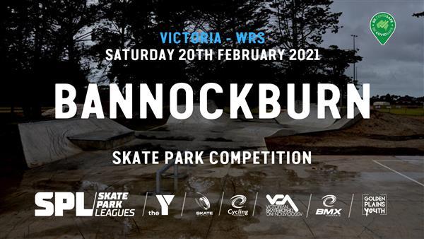 Skate Park Leagues Competition - Bannockburn, VIC 2021