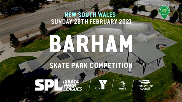 Skate Park Leagues Competition - Barham, NSW 2021