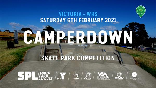 Skate Park Leagues Competition - Camperdown, VIC 2021