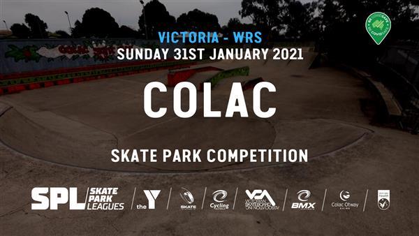 Skate Park Leagues Competition - Colac, VIC 2021