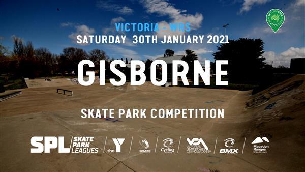 Skate Park Leagues Competition - Gisborne, VIC 2021