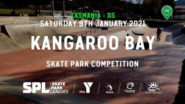 Skate Park Leagues Competition - Kangaroo Bay, TAS 2021