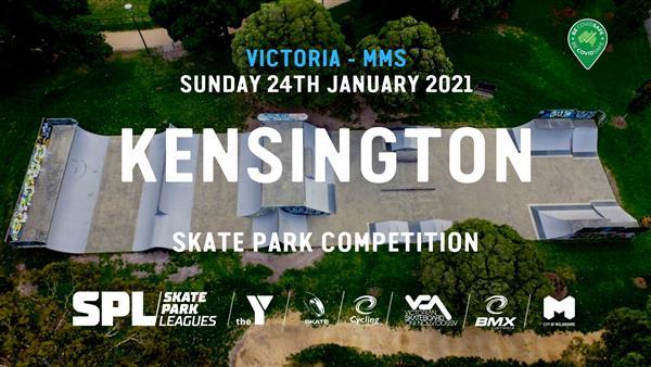 Skate Park Leagues Competition - Kensington, VIC 2021