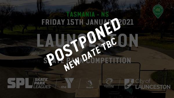 Skate Park Leagues Competition - Launceston, TAS 2021 - POSTPONED/TBC