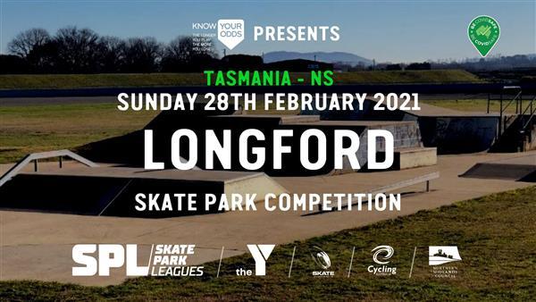 Skate Park Leagues Competition - Longford, TAS 2021