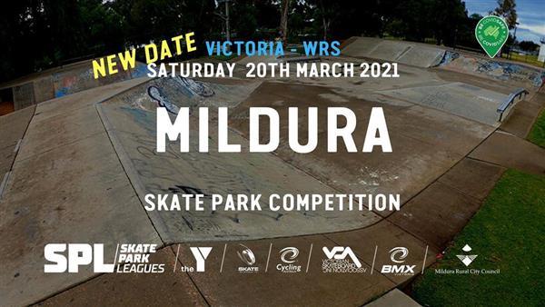 Skate Park Leagues Competition - Mildura, VIC 2021