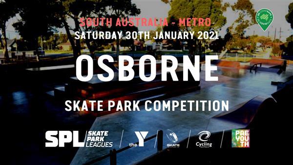 Skate Park Leagues Competition - Osborne, SA 2021