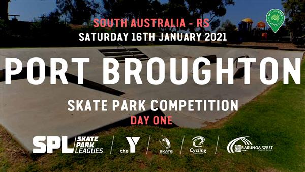 Skate Park Leagues Competition - Port Broughton, SA - Day 1 2021