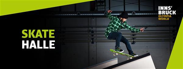 Skatehalle Innsbruck   Image credit: Skatehalle Innsbruck/Facebook