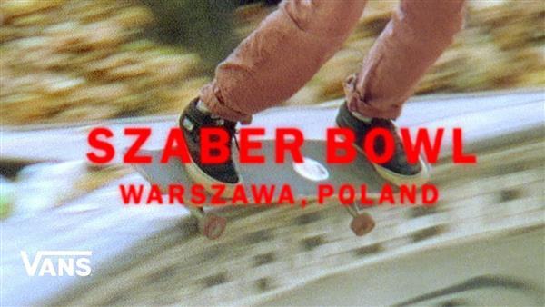 Szaber Bowl   Image credit: Vans