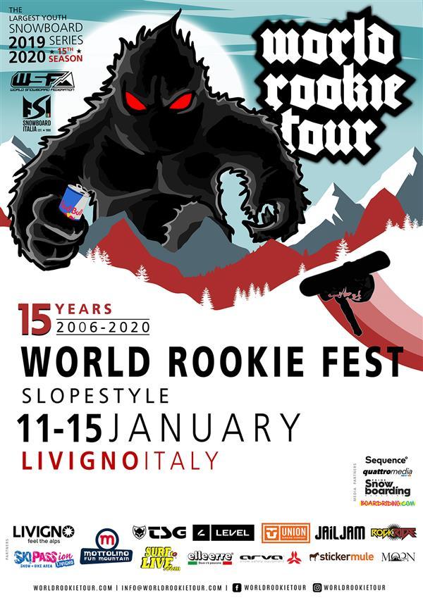 World Rookie Fest, Livigno, Italy 2020