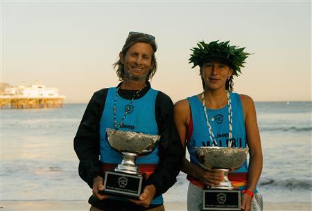 2021 WSL Longboard Champions crowned in Malibu