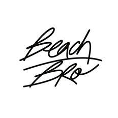 Beach Brother