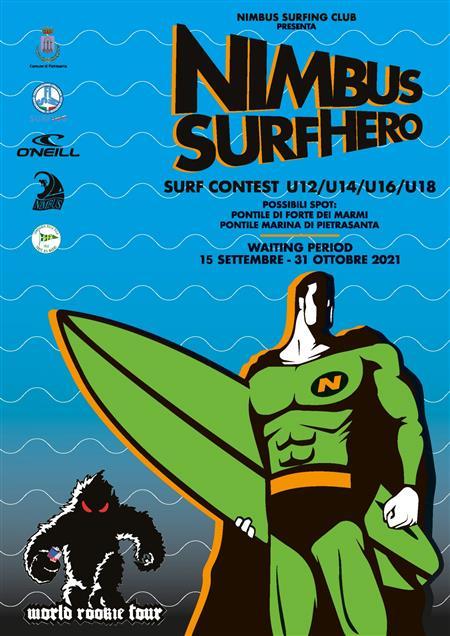 Black Yeti's first surfing contest: Nimbus Surf Hero!