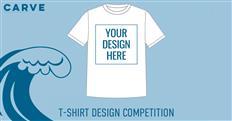 Fancy Designing a T-shirt for Carve Mag?