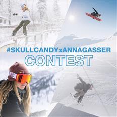 Fancy Snowboarding with Anna Gasser?