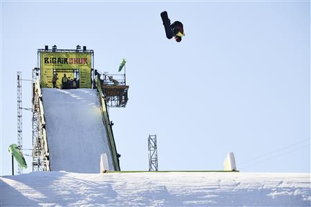 Murase and Boesiger soar to career-first wins at Big Air Chur