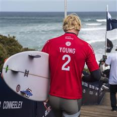 Nat Young (photo by Trevor Moran)