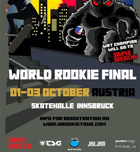 Prep for 2021 World Rookie Skateboard Finals in full swing!