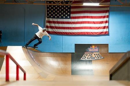 Red Bull Solus returns to challenge the top skateboarders