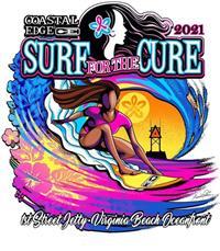 Coastal Edge Surf For The Cure - Virginia Beach, VA 2021
