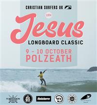 Jesus Longboard Classic - Polzeath 2021
