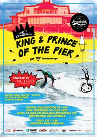 O'Neill King and Prince of the Pier - Blankenberge 2021