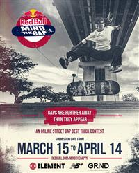 Red Bull Mind The Gap Online Contest - Philippines 2021